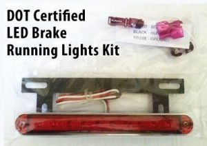 LED Brake Running Lights Kit