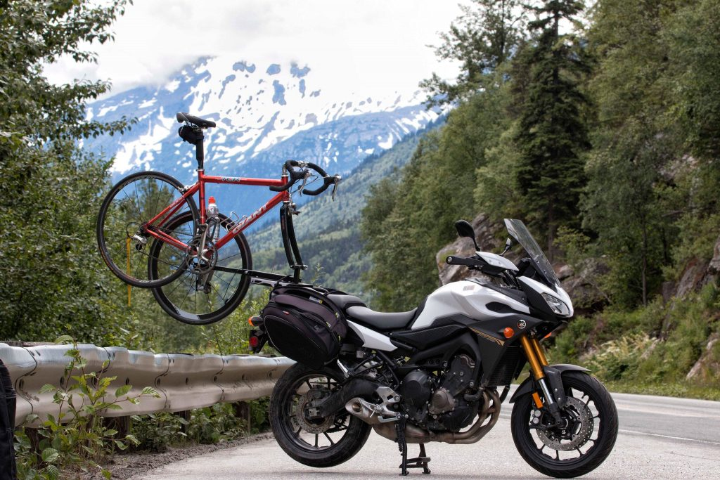 Moto Bicycle Carrier (Horizontal) - 2×2 Cycles